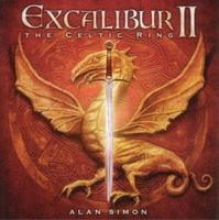 Various Artists (Concept albums & Themed compilations) - Excalibur II: The Celtic Ring CD (album) cover