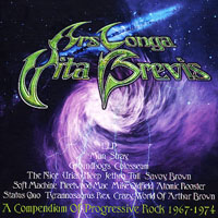 Various Artists (Concept albums & Themed compilations) - Ars Longa Vita Brevis CD (album) cover