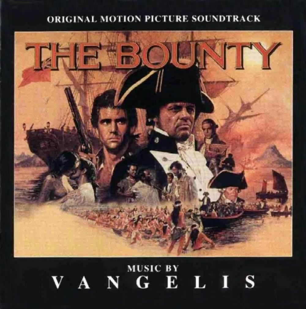 Various Artists (Concept albums & Themed compilations) The Bounty (OST) album cover