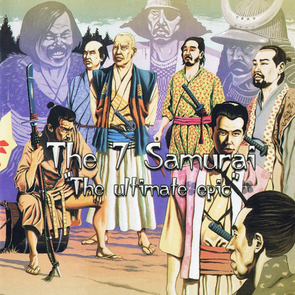 Various Artists (Concept albums & Themed compilations) The 7 Samurai album cover