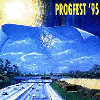 Various Artists (Concept albums & Themed compilations) - Progfest '95 CD (album) cover