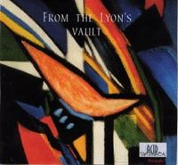 Various Artists (Concept albums & Themed compilations) From the Lyon's Vault album cover