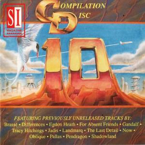 Various Artists (Concept albums & Themed compilations) SI 10th Anniversary Compilation Disc album cover