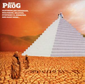 Various Artists (Concept albums & Themed compilations) Classic Rock presents: Prognosis 17 album cover