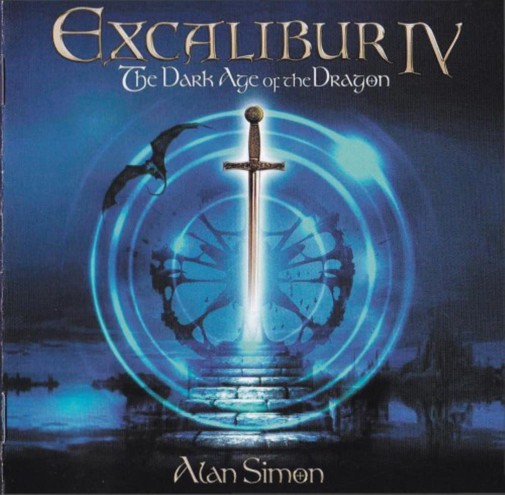 Various Artists (Concept albums & Themed compilations) Excalibur IV - The Dark Age of the Dragon album cover