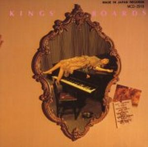 Various Artists (Concept albums & Themed compilations) - Kings' Boards CD (album) cover
