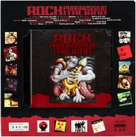 Various Artists (Concept albums & Themed compilations) Rock Progressivo Italiano album cover