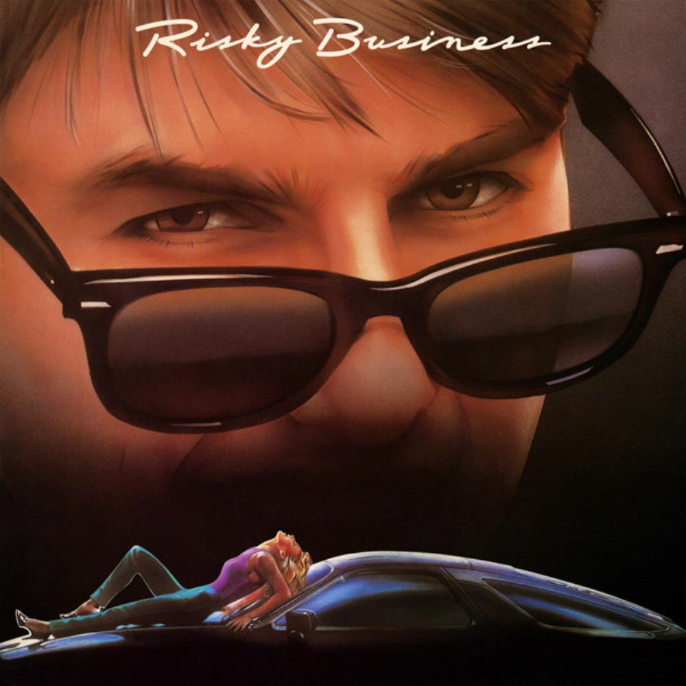 Various Artists (Concept albums & Themed compilations) Risky Business (OST) album cover