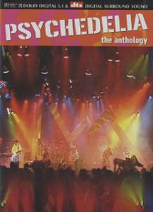 Various Artists (Concept albums & Themed compilations) Psychedelia: The Anthology album cover