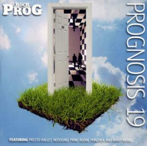 Various Artists (Concept albums & Themed compilations) Prognosis 19 album cover