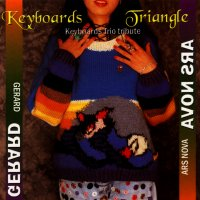 Various Artists (Concept albums & Themed compilations) - Keyboards Triangle CD (album) cover