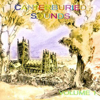 Various Artists (Concept albums & Themed compilations) Canterburied Sounds, Vol. 1 album cover