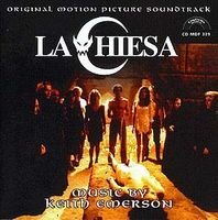 Various Artists (Concept albums & Themed compilations) La Chiesa (O.S.T.) album cover