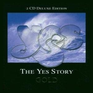 Various Artists (Concept albums & Themed compilations) The Yes Story album cover