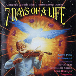 Various Artists (Concept albums & Themed compilations) Seven Days of a Life album cover