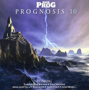 Various Artists (Concept albums & Themed compilations) Classic rock presents: Prognosis 10 album cover