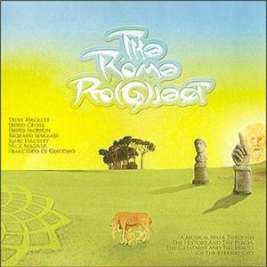 Various Artists (Concept albums & Themed compilations) - The Rome Pro(G)ject CD (album) cover