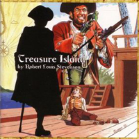 Various Artists (Concept albums & Themed compilations) Treasure Island album cover