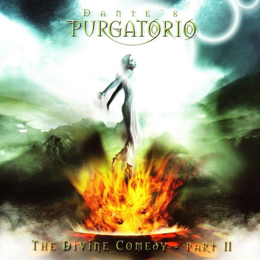 Various Artists (Concept albums & Themed compilations) Purgatorio -The Divine Comedy, Part II album cover