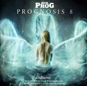 Various Artists (Concept albums & Themed compilations) Classic rock presents: Prognosis 8 album cover