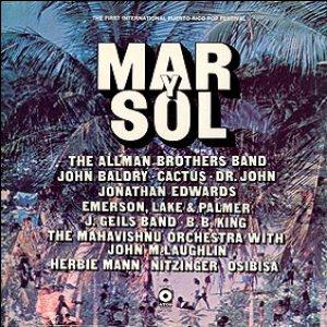 Various Artists (Concept albums & Themed compilations) Mar Y Sol album cover