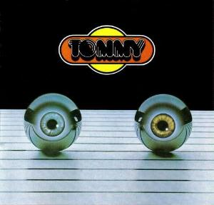 Various Artists (Concept albums & Themed compilations) Tommy - As Performed by the London Symphony Orchestra & Chamber Choir album cover