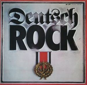 Various Artists (Concept albums & Themed compilations) Deutsch Rock album cover