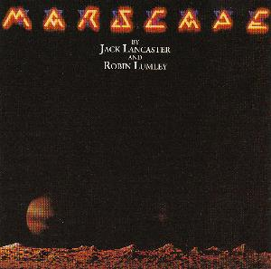 Various Artists (Concept albums & Themed compilations) Marscape album cover