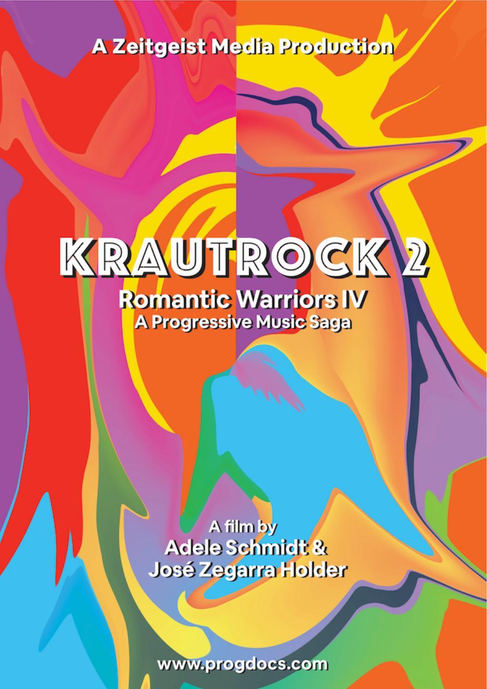 Romantic Warrioirs IV: Krautrock, Part 2 by VARIOUS ARTISTS (CONCEPT ALBUMS & THEMED COMPILATIONS) album cover