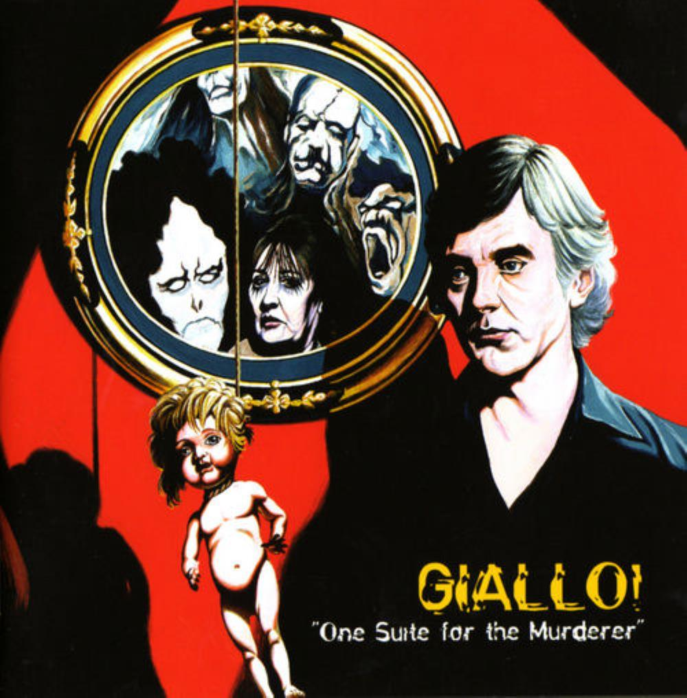 Various Artists (Concept albums & Themed compilations) Giallo !  (One Suite For The Murderer) album cover