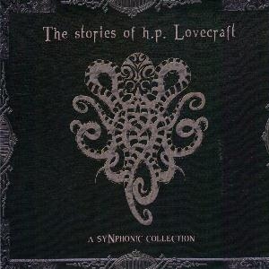 The Stories of H.P. Lovecraft: A SyNphonic Collection by VARIOUS ARTISTS (CONCEPT ALBUMS & THEMED COMPILATIONS) album cover