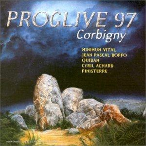 Various Artists (Concept albums & Themed compilations) Proglive 97 Corbigny album cover
