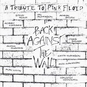 Various Artists (Tributes) - Back Against The Wall (A Tribute To Pink Floyd) CD (album) cover