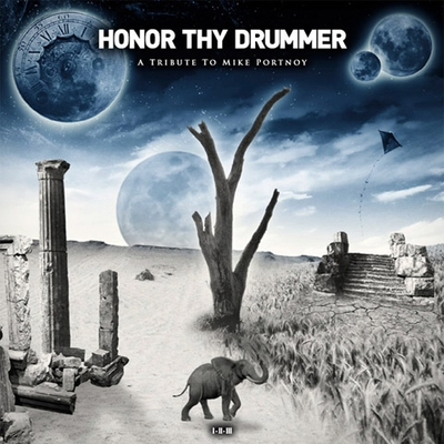 Various Artists (Tributes) Honor Thy Drummer - A Tribute To Mike Portnoy album cover