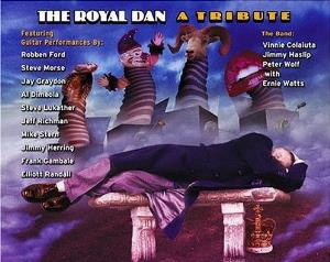Various Artists (Tributes) The Royal Dan:  A Tribute album cover