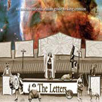 Various Artists (Tributes) The Letters: An Unconventional Italian Guide To King Crimson album cover