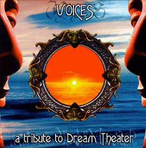 Various Artists (Tributes) Voices- A Tribute To Dream Theater album cover