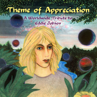 Various Artists (Tributes) Theme Of Appreciation - A Worldwide Tribute To Eddie Jobson album cover