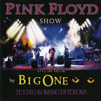 Various Artists (Tributes) Live In Tour: Teatro Romano Di Verona (performed by Big One, official Italian Pink Floyd tribute band) album cover