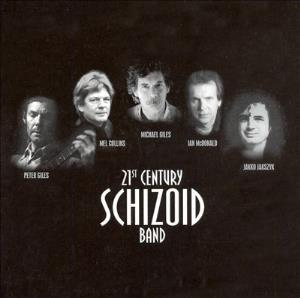 Various Artists (Tributes) - 21st Century Schizoid Band (King Crimson alumni group) - Official Bootled v.1 CD (album) cover