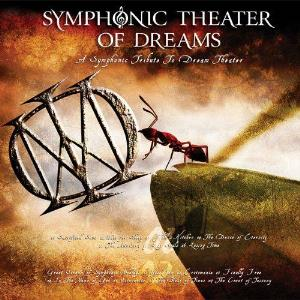Various Artists (Tributes) Symphonic Theater of Dreams - A Symphonic Tribute to Dream Theater album cover