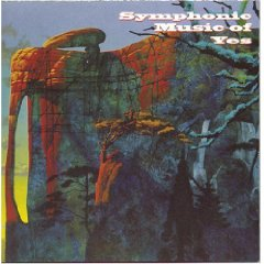 Various Artists (Tributes) - Symphonic Music Of Yes CD (album) cover