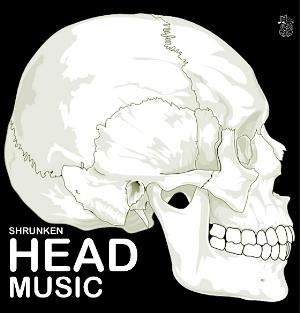 Shrunken Head Music by VARIOUS ARTISTS (TRIBUTES) album cover