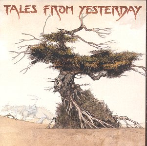 Various Artists (Tributes) - Tales From Yesterday : A View From The South Side Of The Sky (Yes) CD (album) cover