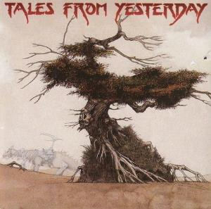 Various Artists (Tributes) - Tales From Yesterday: A View From The South Side Of The Sky (Yes tribute) CD (album) cover