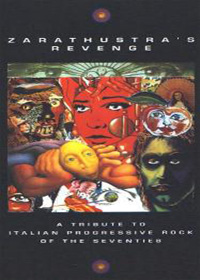 Various Artists (Tributes) - Zarathustra's Revenge CD (album) cover