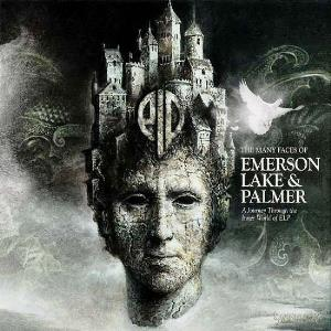 Various Artists Tributes Many Faces Emerson Lake Amp Palmer Journey Through The Inner