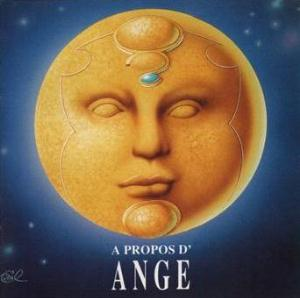 Various Artists (Tributes) A propos d'ange album cover