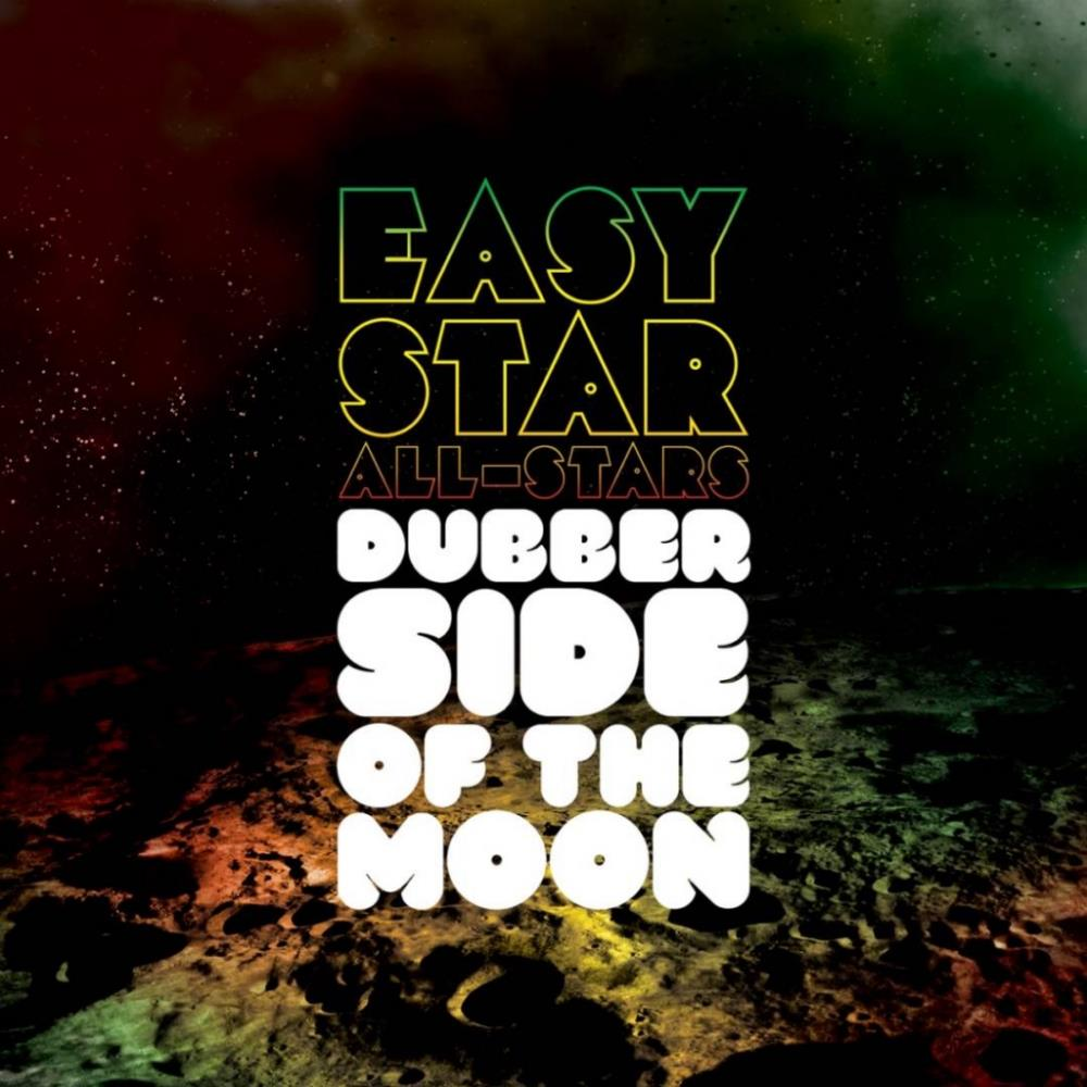 Dubber Side Of The Moon by VARIOUS ARTISTS (TRIBUTES) album cover