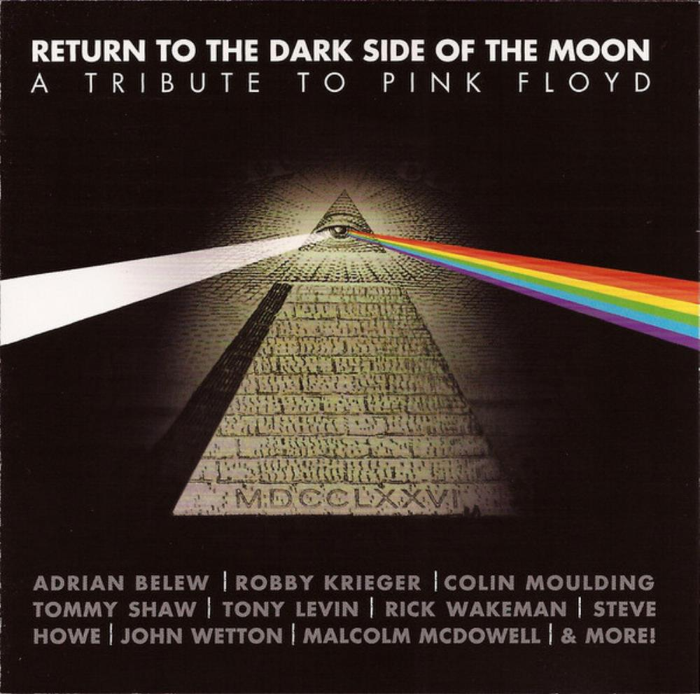 Various Artists (Tributes) - Return To The Dark Side Of The Moon CD (album) cover